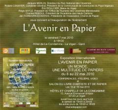 Avenir en Papier invitation + info email.JPG